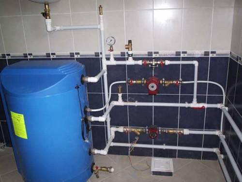 Заказать Проектирование и монтаж водоснабжения