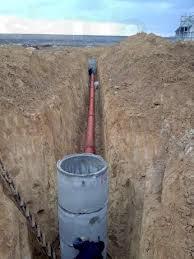 Заказать Проектирование и строительство канализационных сетей