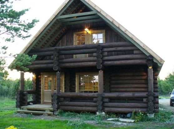 Заказать Изготовление бревенчатых домов