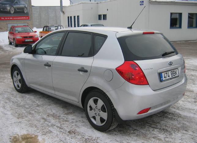 Заказать Прокат автомобиля Kia Ceed