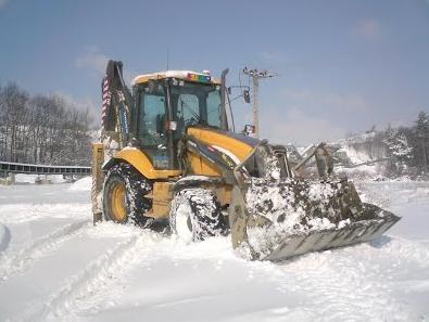 Заказать Вывоз снега