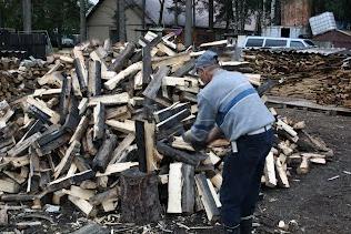 Заказать Заготовка дров
