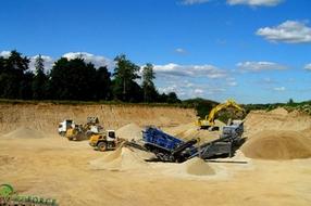 Заказать Просеивание песка
