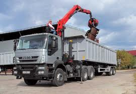 Заказать Транспортные услуги, перевозка металлолома