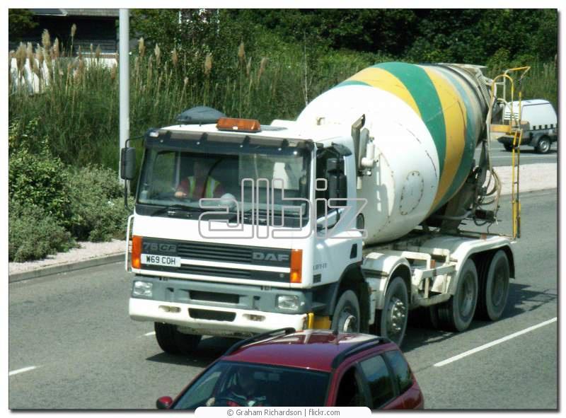 Заказать Доставка бетона, строительного раствора