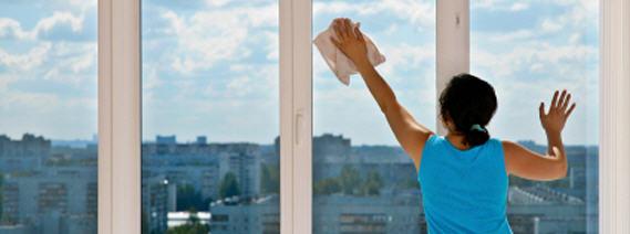 Заказать Мытье фасадов