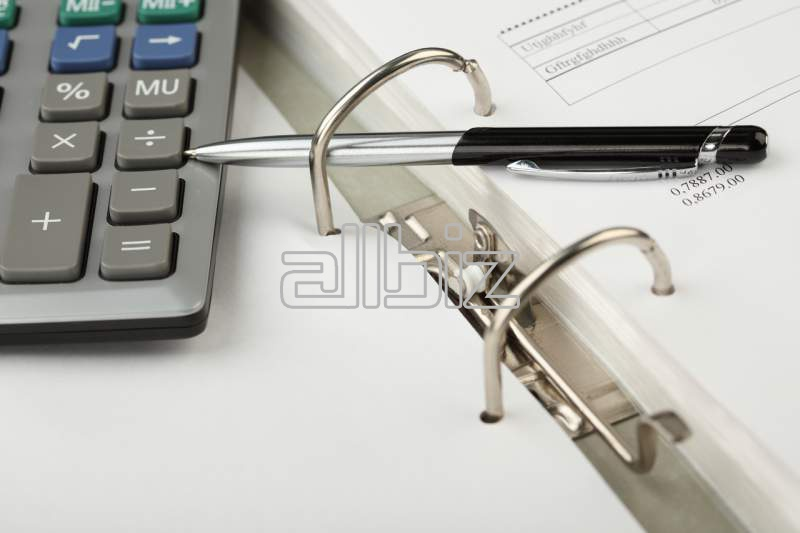 Заказать Бухгалтерские услуги для юридических лиц и индивидуальных предпринимателей