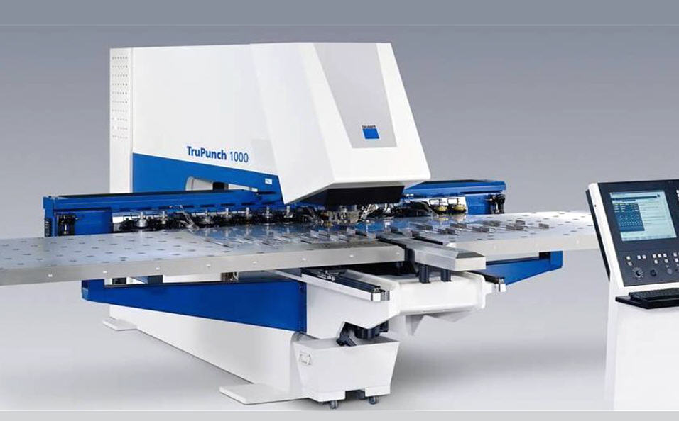 Заказать Услуги штамповки листового металла