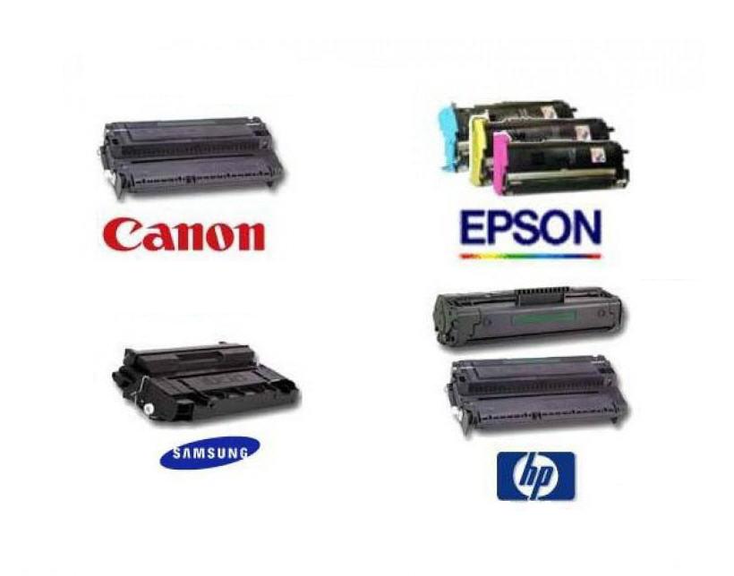 Заказать Заправка картриджей для лазерных принтеров