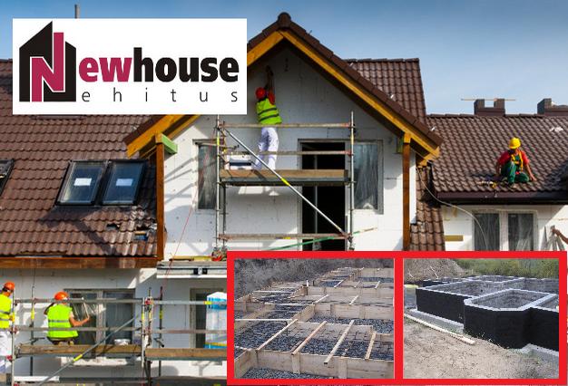Заказать Строительство домов, коттеджей