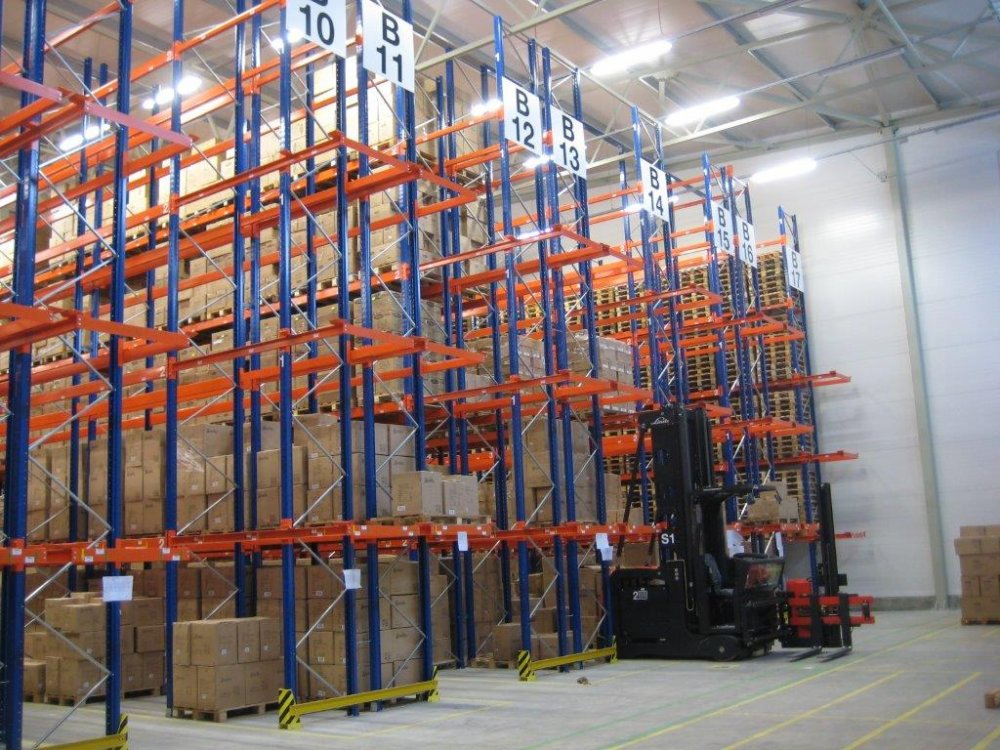 Заказать Погрузочно-разгрузочные работы, консолидация, комплектация товаров и другие складские услуги.