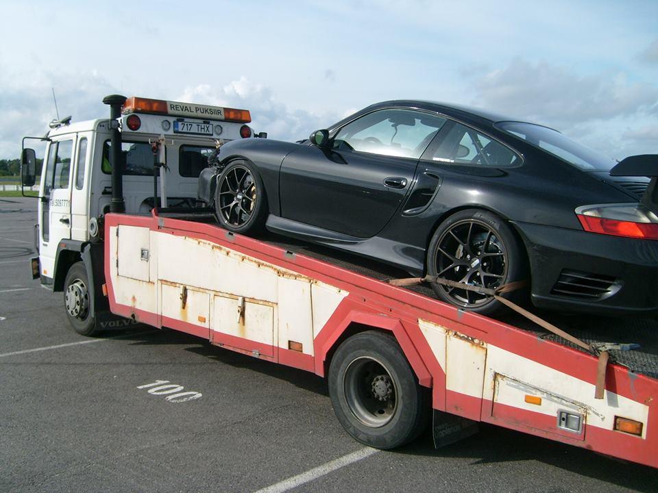 Заказать Буксировка (эвакуация) автомобилей в Эстонии