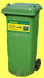 Заказать Аренда мусорных контейнеров