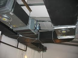 Заказать Монтаж вентиляции и систем кондиционирования