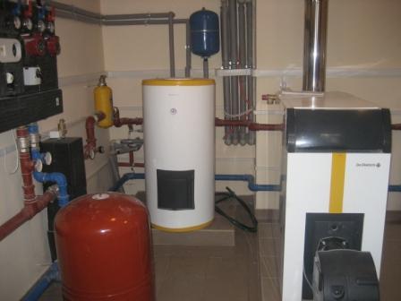 Заказать Проектирование котельных на жидком топливе