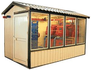 Заказать Установка контейнерных котельных