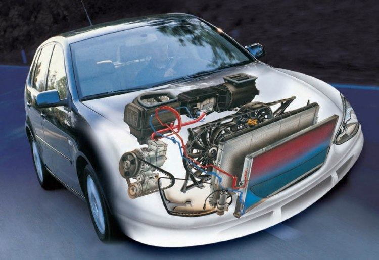 Заказать Обслуживание и ремонт легковых автомобилей