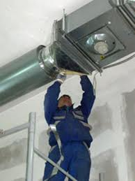Заказать Монтаж вентиляционной системы