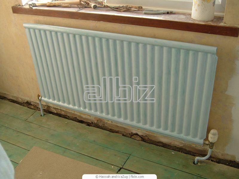 Заказать Монтаж и ремонт систем центрального отопления