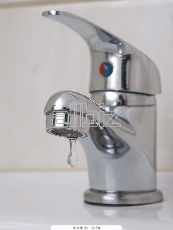 Заказать Монтаж систем водоснабжения