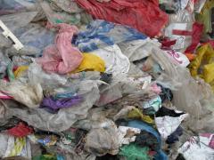 Переработка полиэтиленовой пленки и пластмассы