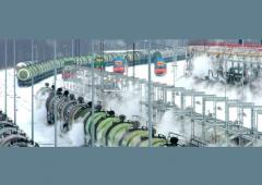 Ремонт железнодорожных локомотивов