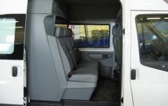 Установка дополнительных окон в микроавтобусах