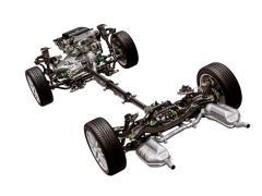 Ремонт ходовой системы автомобиля