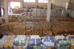 Хранение товаров на таможенных терминалах