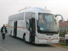 Аренда пассажирских автобусов с водителем