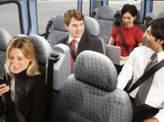 Междугородние пассажирские перевозки