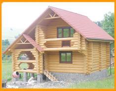Строительство деревянных домов, коттеджей