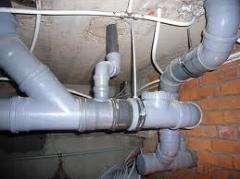 Профессиональный монтаж систем канализации