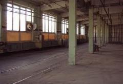 Аренда офисных и промышленных помещений