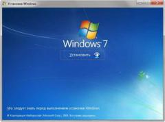 Услуги установка Windows, восстановление Windows