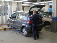 Тонирование автомобильных стекол
