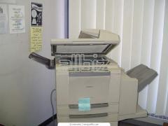 Обслуживание офисной техники