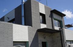 Утепление фасадов системами Marmoroc