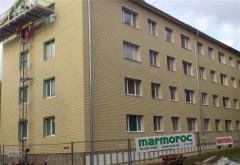 Утепление фасадов квартирных товариществ