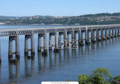 Мосты и виадуки