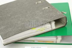 Оформление таможенных документов на посылку