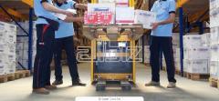 Высококачественная логистика при транспортировке посылки