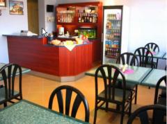 Кафе в Hostel Atoll