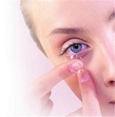 Подбор подходящих контактных линз