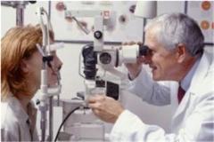 Глазной врач