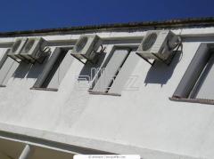 Проектирование и монтаж систем кондиционирования воздуха