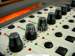 Восстановление и оцифровка звукозаписей