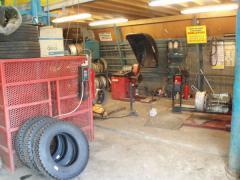 Продажа, монтаж, ремонт и восстановление шин для грузовиков