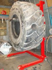 Продажа, монтаж, ремонт и восстановление шин для индустриальных машин