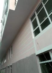 Фасадные работы по утеплению, декоративной отделке